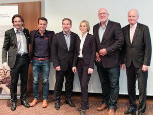 Dieter C. Nass, Peter Knuth, Andreas C. Fürsattel, Nadine Brenner, Jörn Grothe, Wolfgang Becker